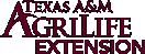 Texas A&M AgriLife Extension Logo